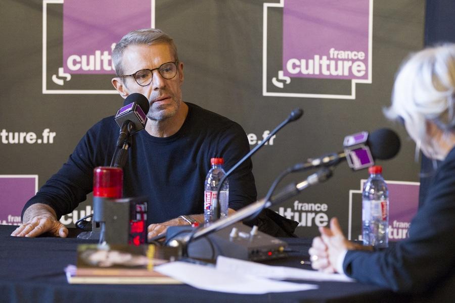 Lambert Wilson interviewé par France Culture