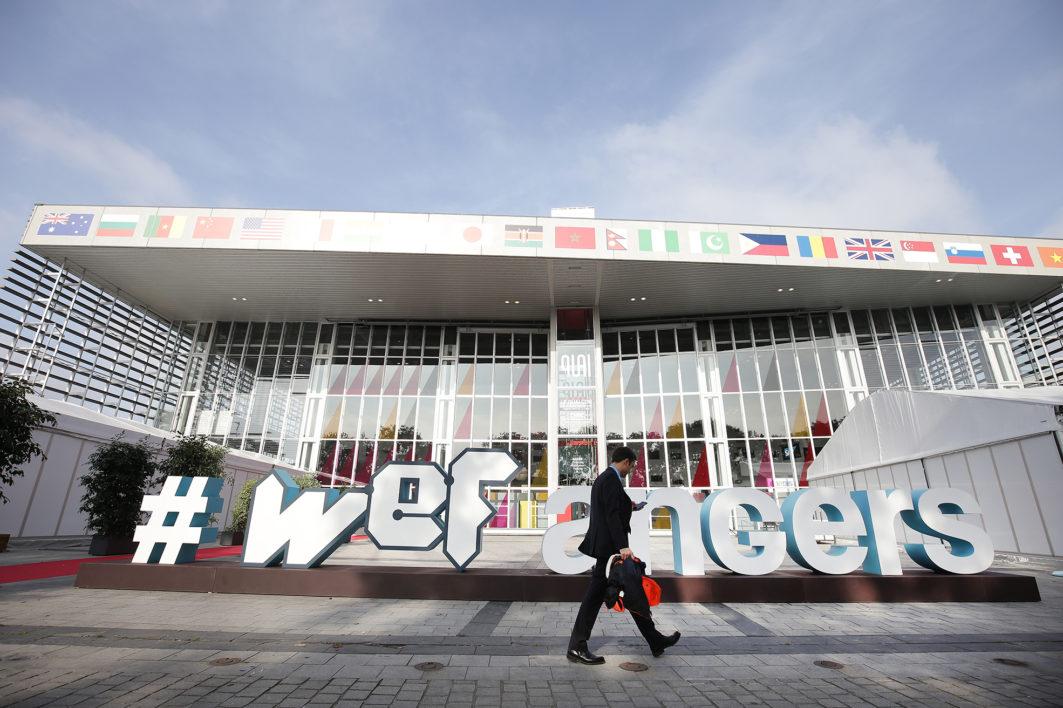 Reportage sur le WEF World Eletronics Forum à Angers le 27 octobre 2017.  Illustrations.  ©Jean-Sébastien EVRARD  0681653729